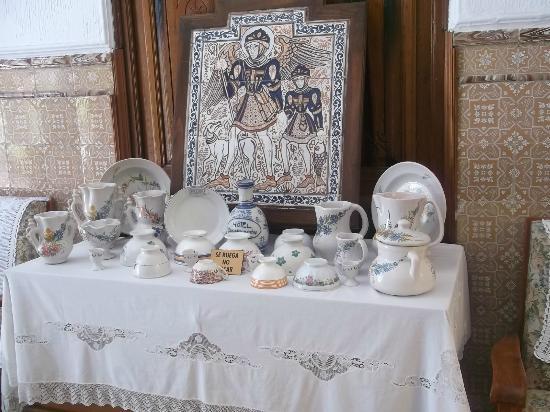 L'Encarnacion: Porcelana.