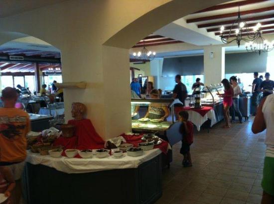 Grecotel Casa Marron: Buffet