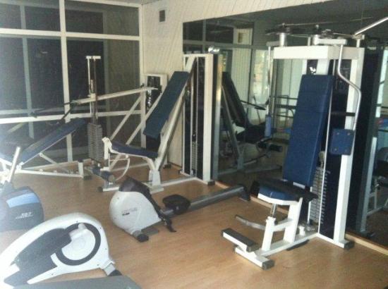Grecotel Lakopetra Beach: Fitness