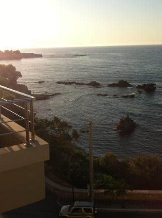 Hotel Irida: Vista camera