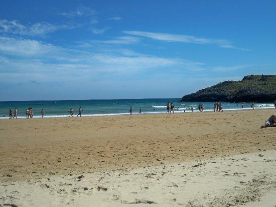 Camping Playa Joyel: Beach