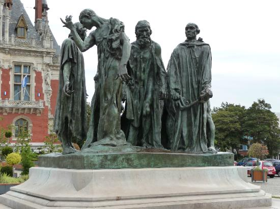 The Burghers of Calais: Les Bourgeois de Calais