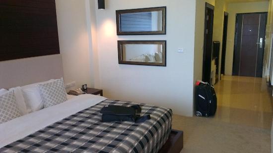 Rashmi's Plaza Hotel: neat look and feel