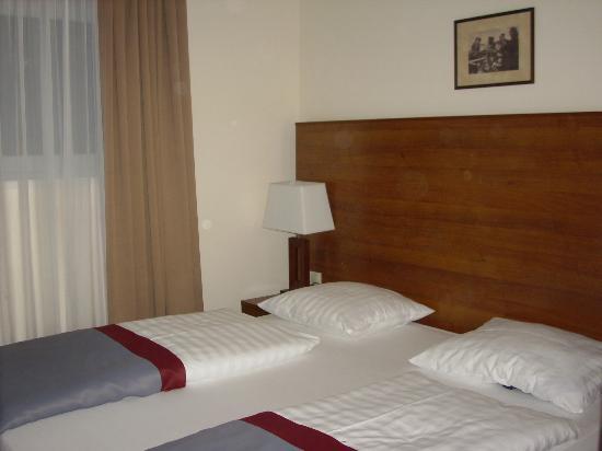Ivbergs Hotel Charlottenburg : Camera