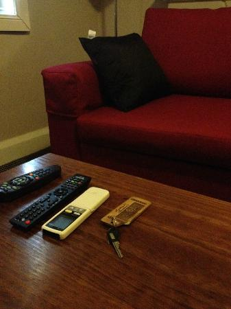 Drummoyne Serviced Apartments: Sofa Bed