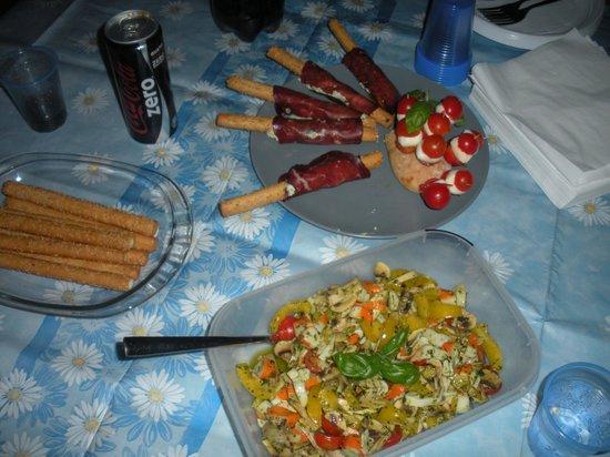 La Carbonella: misto mediterraneo