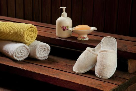 Nevo's Inn: spa facilities