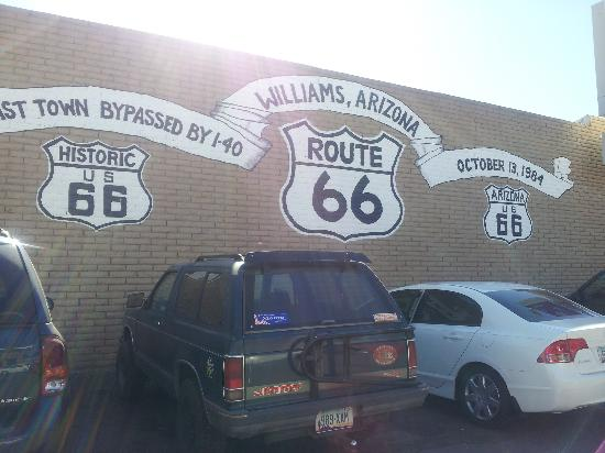 Americas Best Value Inn of Williams: Williams