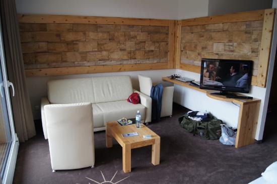 Hotel Gasthof Weissensee: Zimmer