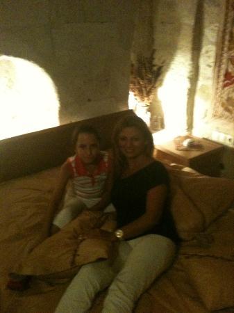 Urgup Inn Cave Hotel: odamız