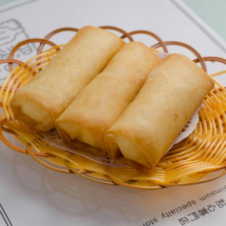DimDimSum Dim Sum Specialty Store (Jordan) : Spring Rolls with Shrimp and Mayo Filling