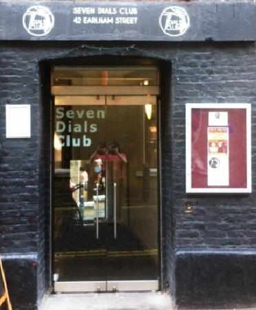 The Seven Dials Club