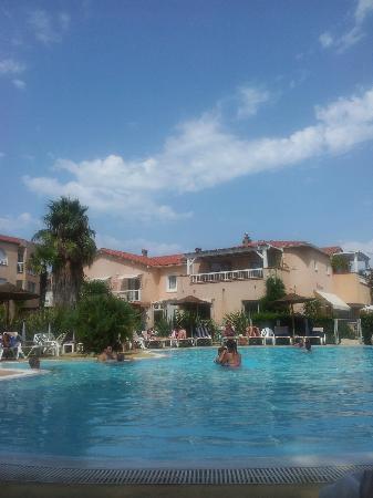 Hotel Le Cottage : Piscina