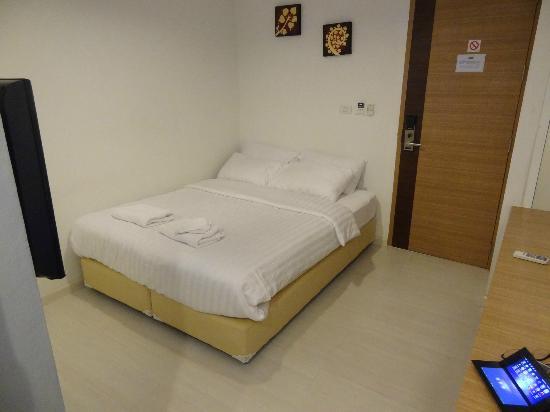 Nantra Sukhumvit 39: ベッド