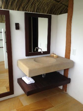 Merecumbe Hotel: Bathroom