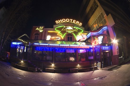 Shooters Complex - 24 hour Restaurant, Cocktail Bar, Karaoke & Club
