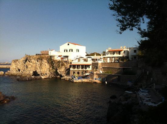 Ischia Blu Resort: Ausgezeichnete Lage