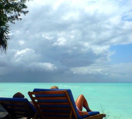 Mnarani Beach Cottages: Mnarani Beach Front