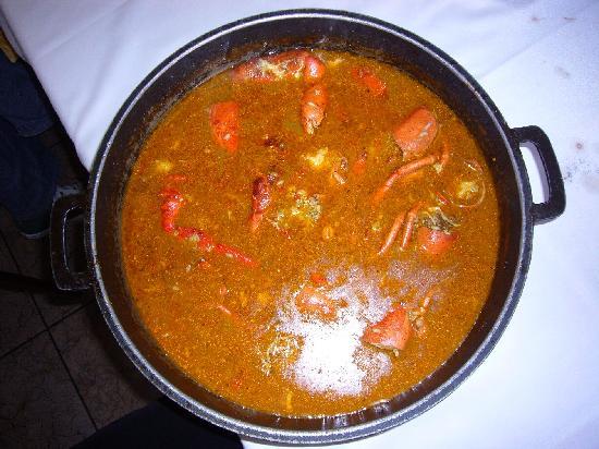 Restaurante Alvarino II: Arroz con bogavante