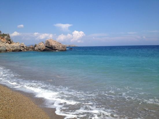 Orbetello Camping Village: spiaggia acque dolci, porto Ercole