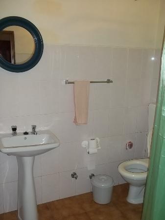 Pousada da Luz: Toilette