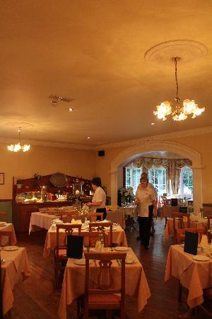Old Weir Lodge: Sala colazione