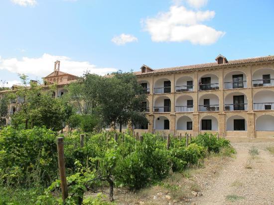 Hotel Monasterio de Piedra & Spa: habitaciones orientadas a los jardines