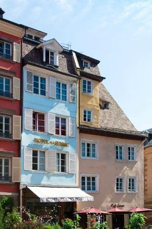 HOTEL SUISSE : Suisse Hotel