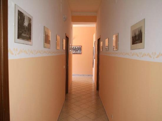 B&B Villa delle Vacanze: Il corridoio