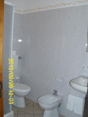 B&B Villa delle Vacanze: Tutte le nostre stanze sono munite di bagno