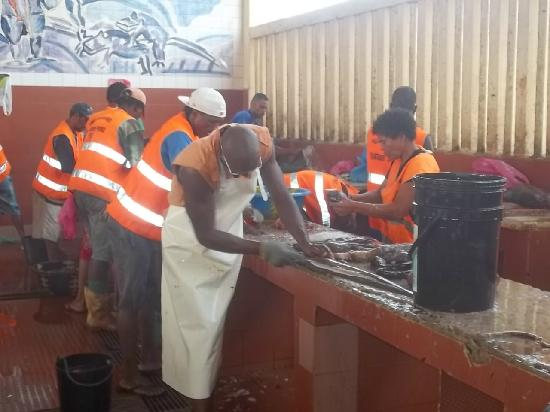 Mercado de Peixe: La Murena
