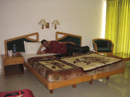 Periyar Meadows Leisure Hotel: Room Pic