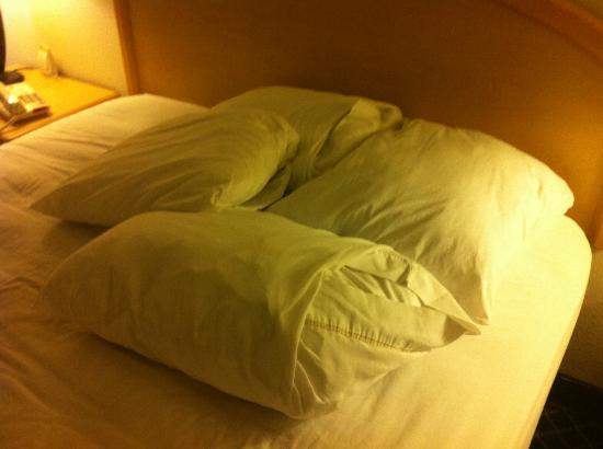 Super 8 San Diego Hotel Circle: Pillows