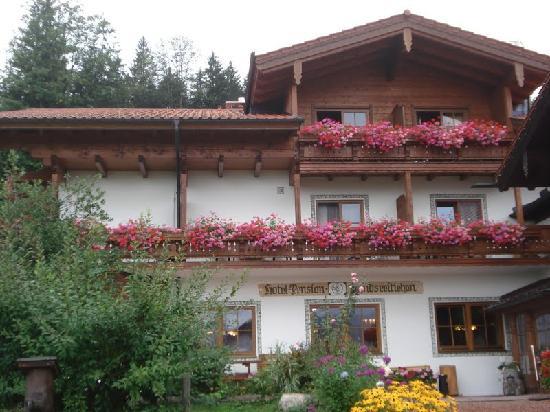 Alpenhotel Hundsreitlehen: VISTA DALL'ESTERNO