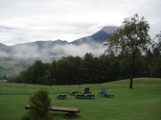 Alpenhotel Hundsreitlehen: GIARDINO
