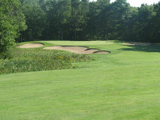 Cragun's Resort on Gull Lake : Golf course