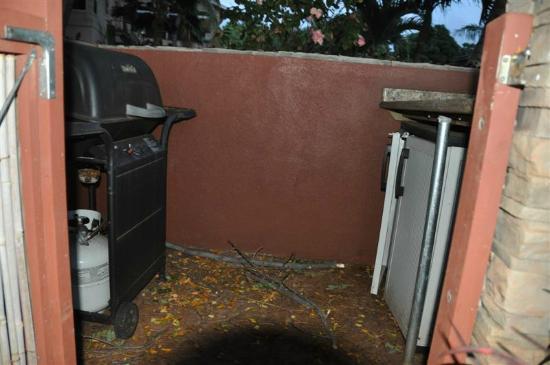 Maui Beach Ocean View Rentals: BBQ
