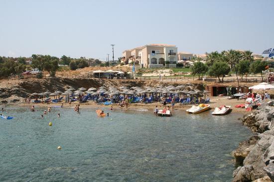 Grecotel Club Marine Palace : plage