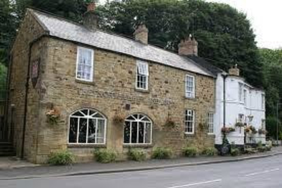 Morpeth, UK : The Northumberland Arms, Felton