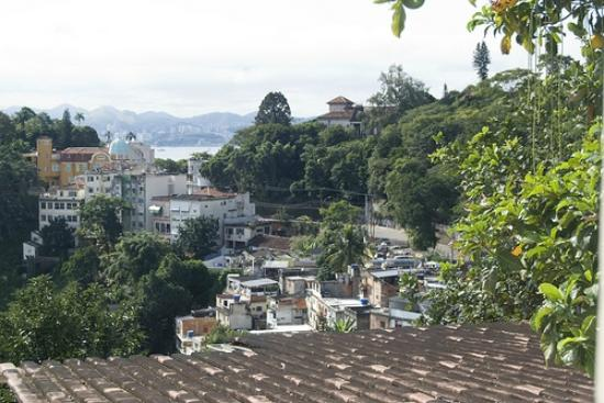 Castelinho38: view from upper terrace