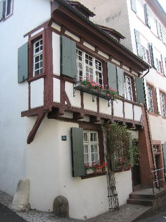 Basel, Switzerland: Old town