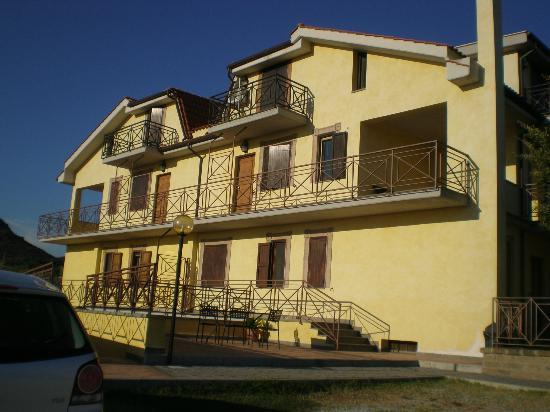 Agriturismo Casale di Gricciano : The casale