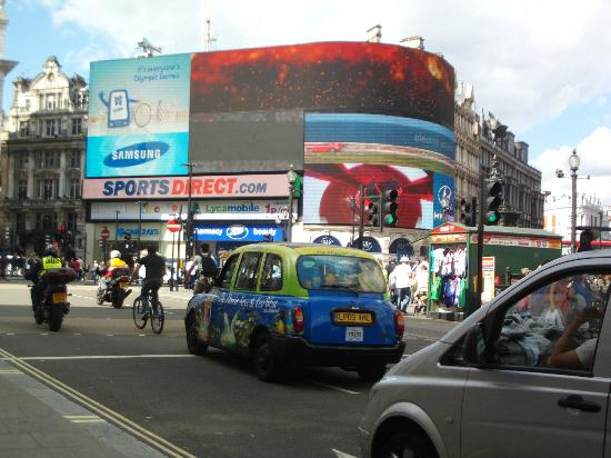 4 Star Hostel: Tout près de Picadilly Circus