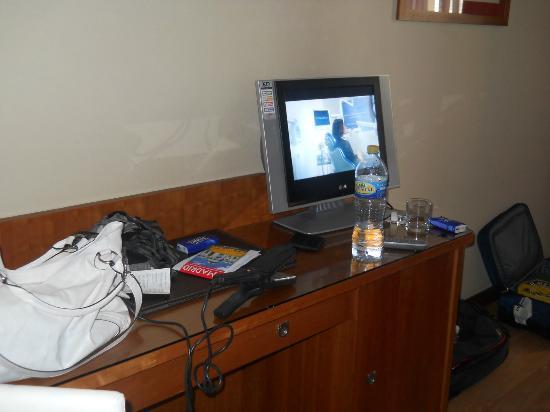 Hotel Ateneo Puerta del Sol: camera