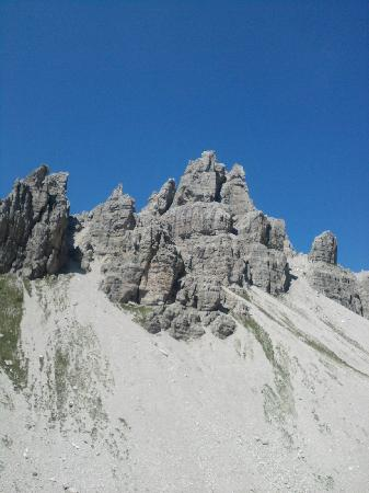 Parco Regionale delle Dolomiti Friulane : Cima Both
