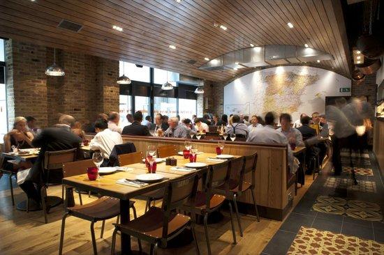 Camino Monument: The Restaurant