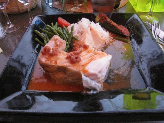 Café Des Couleurs : poisson arrivage