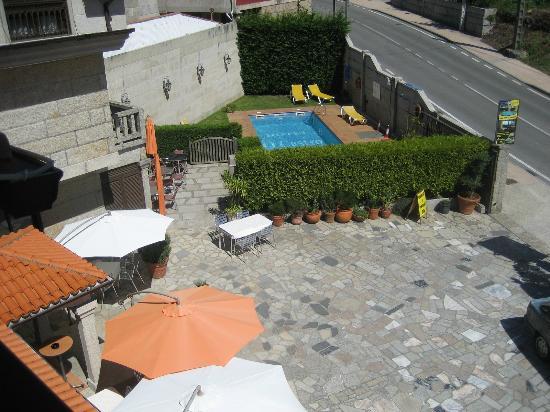 Hotel O Castro: Zonas comunes
