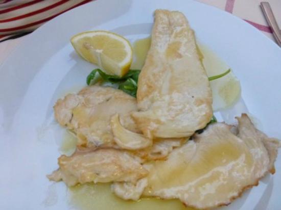 La Ciurma del Pescatore : Lemon Scallopine