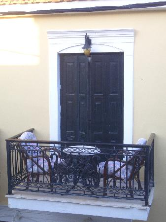 Labito Hotel: La terrazzina della stanza